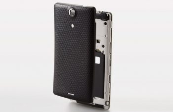 Custom Cover for Xperia GX