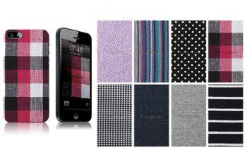 iPhone 5の壁紙をケースとコーディネートして彩る