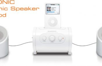 iPod Dynamic Speakersユーザーレポート