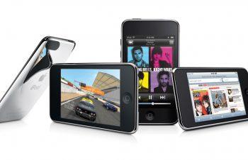 iPod touchの世代区別はなかなか難しい