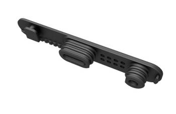 カタリスト iPhone 6s/6 完全防水ケース用交換プラグ – ブラック