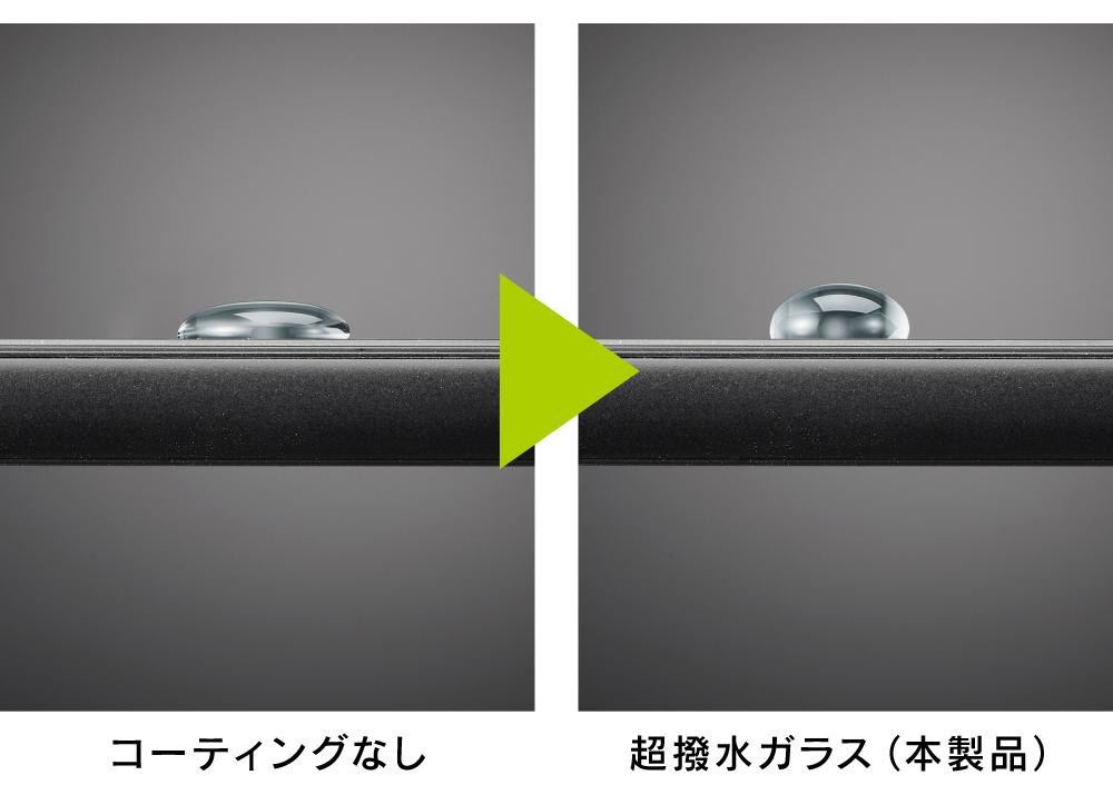 水滴比較イメージ