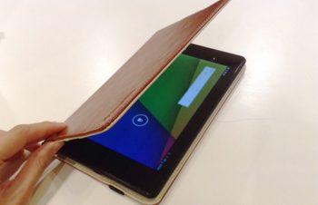 Nexus 7もお気に入り中