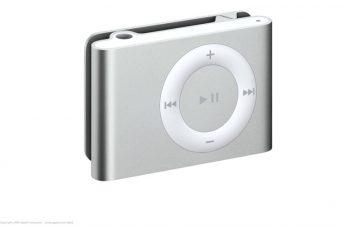 New iPod shuffle、「予想外」の到着
