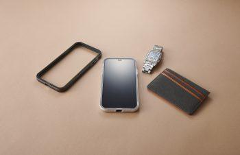 iPhone XR [ALINE] アルミフレームハイブリッドバンパー
