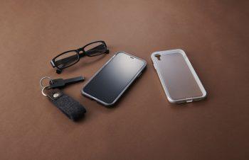 iPhone XR [ALINE] アルミフレームハイブリッドケース