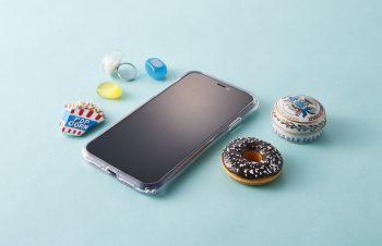 iPhone XS / X [Turtle Grip] 衝撃吸収ハイブリッドケース