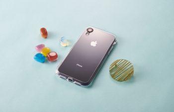 iPhone XR [Turtle Grip] 衝撃吸収ハイブリッドケース