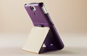 Vertical Flip Style for Xperia AX