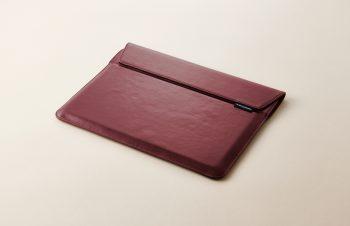 iPad Pro 12.9インチ 第3世代 [PadSleeve] スリーブケース – レッド
