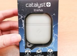 AirPods用防水ケース「Catalyst case for AirPods」を試す