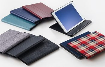 iPad mini 4 [FlipNote] フリップノートケース