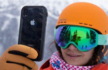 【新製品】iPhone XR用の完全防水ケース「Catalyst(カタリスト)」