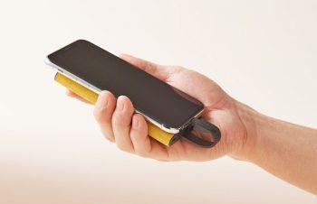 NuAns、Lightningケーブルが一体化したモバイルバッテリー「TAGPLATE Lightning」を発売