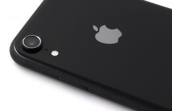 Simplism iPhone XR カメラレンズ保護アルミフレーム レビュー