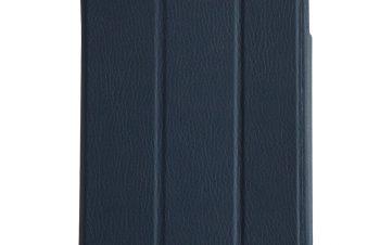 iPad mini(第5世代)/ iPad mini 4  [FlipNote Slim] クラリーノ フリップノートケース – ブルー