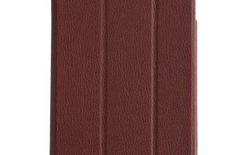 iPad mini(第5世代)/ iPad mini 4  [FlipNote Slim] クラリーノ フリップノートケース – レッド