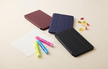 iPad mini(第5世代)/ iPad mini 4  [FlipNote Slim] クラリーノ フリップノートケース