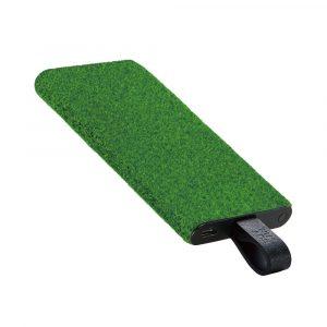 モバイルバッテリー [NuAns × Shibaful] TAGPLATE USB Type-C(タグプレート タイプC) – グリーン