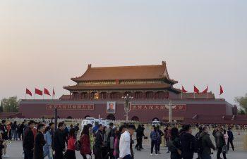 愛新覚羅の末裔だという中国における書の大家に社名を墨書してもらった件