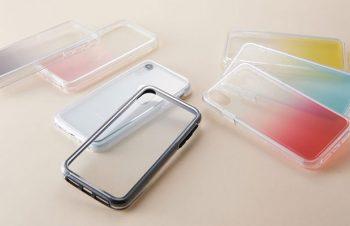 【新製品】背面に強化ガラスを使用したiPhone XR用ケース「Simplism GLASSICA」