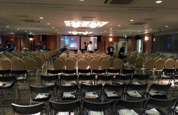 AUGM東京は盛り上がって終了。