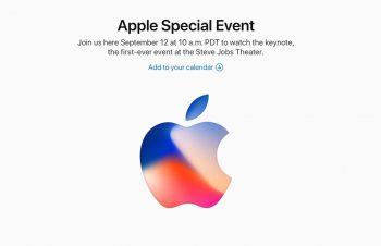 何が現われるか、Appleイベントはお楽しみ