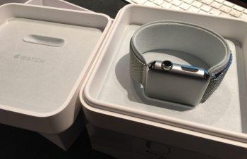 Apple Watchとアクセサリー