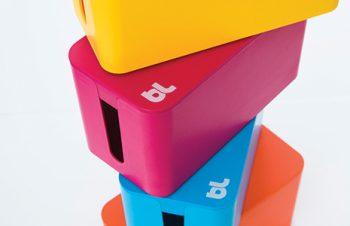 鮮やかなカラーで彩る、CableBox miniカラーバリエーション登場