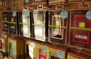iPhoneアクセサリー展開店舗