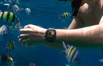カタリスト完全防水ケース for Apple Watch Series 6/5/4/SE(40mm)