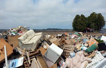 継続的な支援が必要な、東日本大震災後の現場