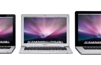 新MacBookシリーズ発表
