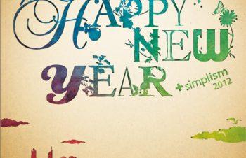 2012年New Yearカードデザイン公開