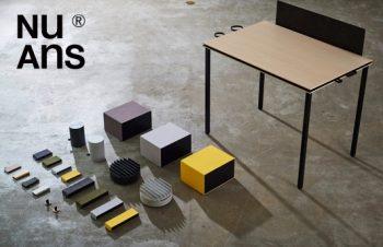 NuAns for WORKLIFE、インテリアライフスタイル展で本邦初公開