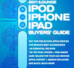 iLounge Buyers' Guideに広告