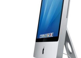New iMacとiLife, iWork登場