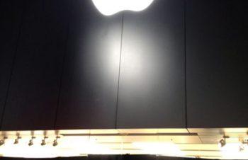 恒例、iPhone発売前夜のアップルストア祭り