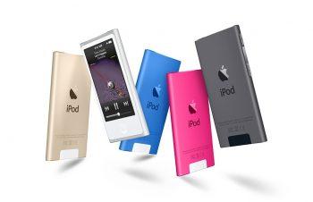 iPod nanoとiPod shuffle、さようなら。ありがとう。