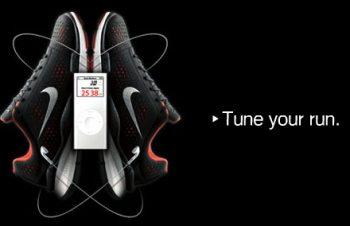 Nike+iPodのチカラ