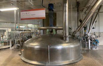 夏の観光にオススメ、キリン富士御殿場蒸溜所の工場見学