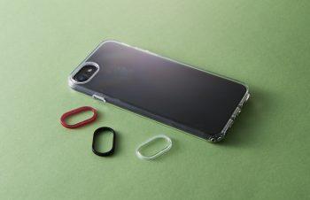 iPhone SE(第2世代)/ 8 / 7 / 6s / 6 [Turtle] ハイブリッドケース 埃ガード(レンズリングセット)