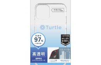 【予約製品】iPhone 11 Pro [Turtle] ハイブリッドケース