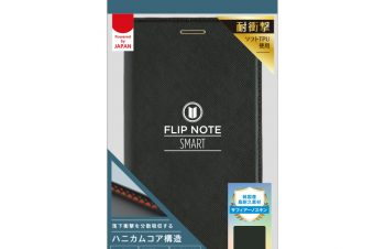 iPhone 11 Pro [FlipNote Smart] 耐衝撃フリップノートケース