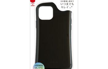【予約製品】iPhone 11 Pro [CRAYON] 背面キズ修復防指紋 衝撃吸収ハイブリッドケース