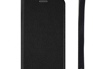 iPhone 11 Pro [FlipNote Smart] 耐衝撃フリップノートケース スマートON/OFF (クラリーノ)