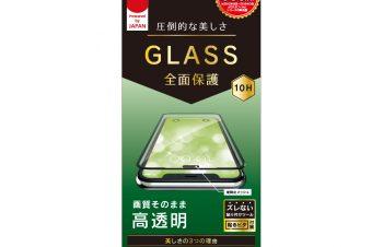 iPhone 11/ XR 光沢 立体成型シームレスガラス