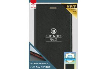 iPhone 11 [FlipNote Smart] 耐衝撃フリップノートケース