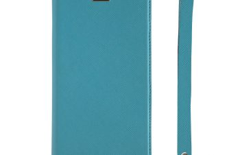 iPhone 11 [FlipNote Smart] 耐衝撃フリップノートケース – ブルー