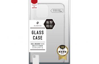 iPhone 11 [GLASSICA] 背面ガラスケース
